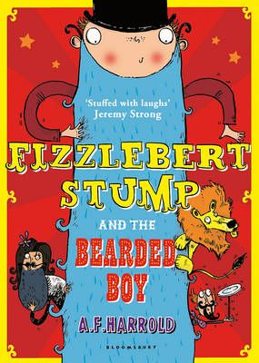 Fizzlebert Stump and the Bearded Boy Badger Learning