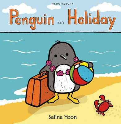 Penguin on Holiday Badger Learning