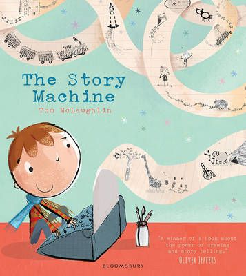 The Story Machine Badger Learning