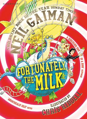 Fortunately the Milk... - Pack of 6 Badger Learning