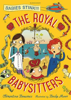 The Royal Babysitters Badger Learning