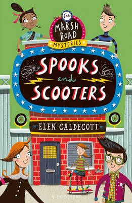 Spooks and Scooters Badger Learning
