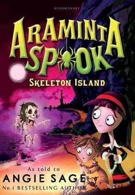 Araminta Spook: Skeleton Island Badger Learning