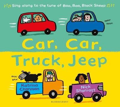 Car, Car, Truck, Jeep Badger Learning