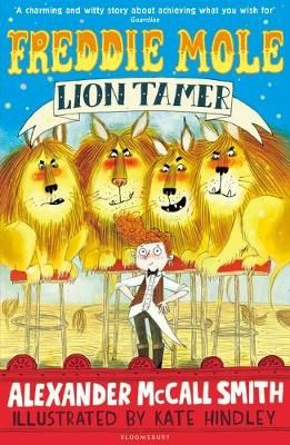 Freddie Mole, Lion Tamer Badger Learning