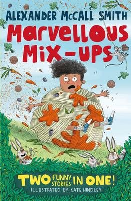 Alexander McCall Smith's Marvellous Mix-Ups Badger Learning