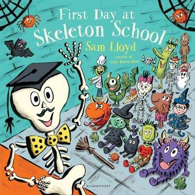 First Day at Skeleton School Badger Learning