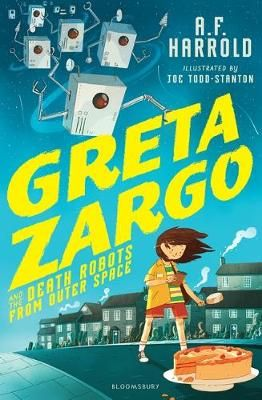 Greta Zargo and the Death Robots from Outer Space Badger Learning
