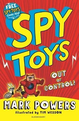 Spy Toys: Out of Control! Badger Learning