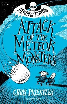 Attack of the Meteor Monsters Badger Learning
