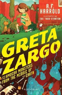 Greta Zargo & the Amoeba Monsters from the Middle of Earth Badger Learning