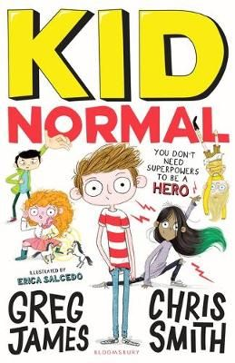 Kid Normal: Tom Fletcher Book Club 2017 title Badger Learning
