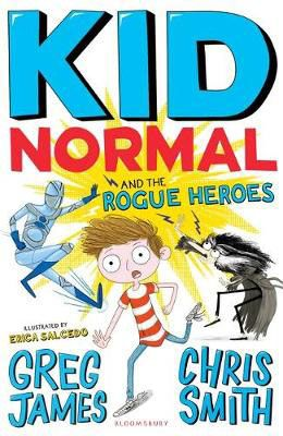 Kid Normal & the Rogue Heroes Badger Learning