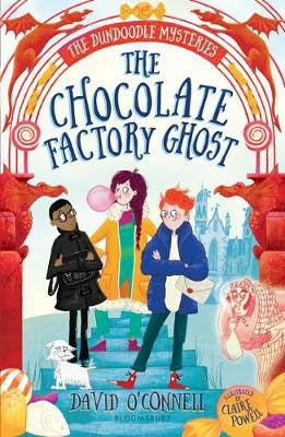 The Chocolate Factory Ghost Badger Learning