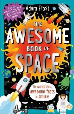 The Awesome Book of Space Badger Learning