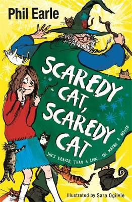 A Scaredy Cat, Scaredy Cat Badger Learning