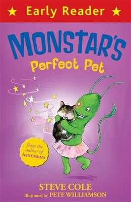Monstar's Perfect Pet Badger Learning
