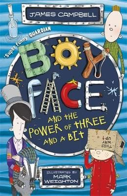 Boyface and the Power of Three and a Bit Badger Learning