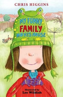 My Funny Family Moves House Badger Learning