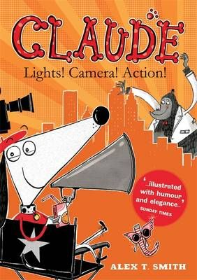 Claude: Lights! Camera! Action! Badger Learning