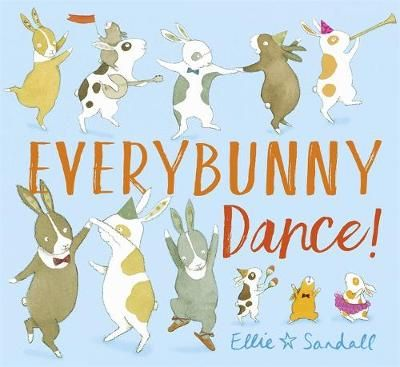 Everybunny Dance! Badger Learning