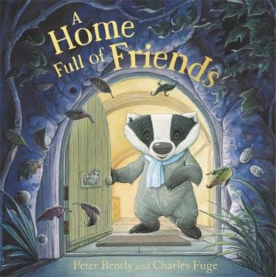 A Home Full of Friends Badger Learning