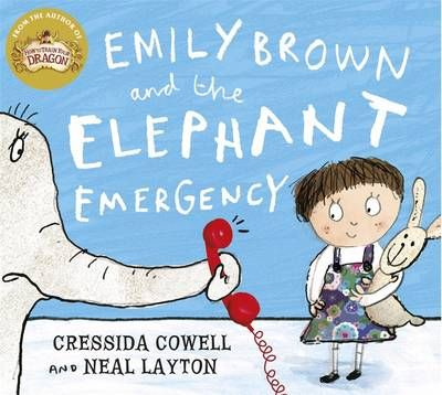 Emily Brown and the Elephant Emergency Badger Learning