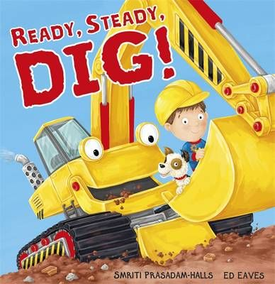 Ready Steady Dig Badger Learning