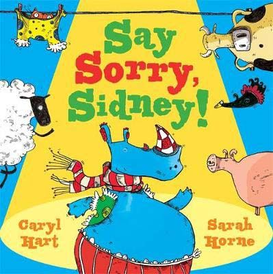 Say Sorry, Sidney! Badger Learning