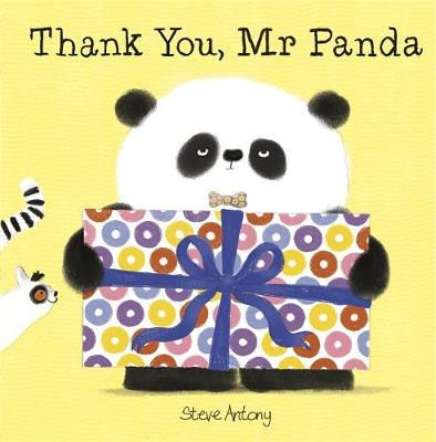 Thank You, Mr Panda Badger Learning
