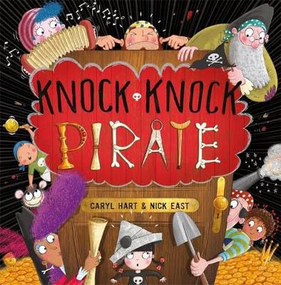 Knock Knock Pirate Badger Learning