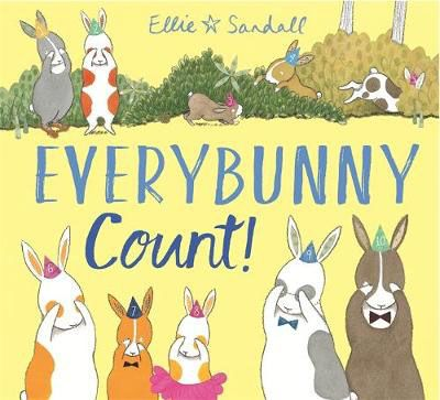 Everybunny Count! Badger Learning