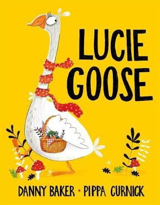 Lucie Goose Badger Learning