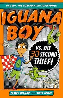 Iguana Boy Saves the World In 30 Seconds or Less! Badger Learning