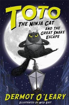 Toto the Ninja Cat & the Great Snake Escape Badger Learning
