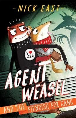 Agent Weasel & the Fiendish Fox Gang Badger Learning