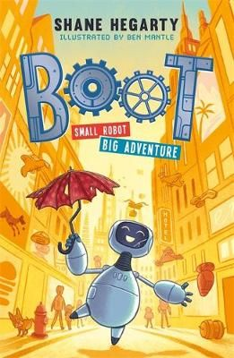 BOOT Small Robot, Big Adventure Badger Learning
