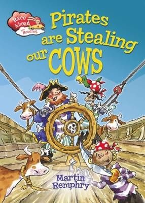 Pirates are Stealing Our Cows Badger Learning