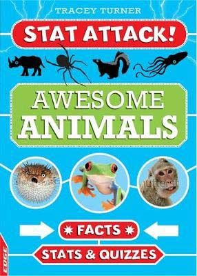 Awesome Animals: Facts, Stats and Quizzes Badger Learning