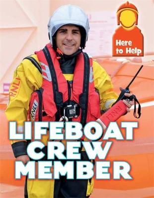 Lifeboat Crew Member Badger Learning