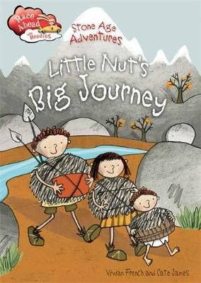 Stone Age Adventures: Little Nut's Big Journey Badger Learning