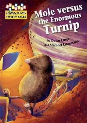 Mole versus the Enormous Turnip Badger Learning