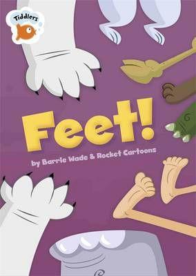 Feet! Badger Learning