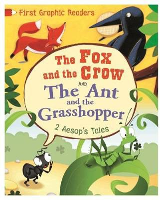 Ant & the Grasshopper & the Fox & the Crow Badger Learning