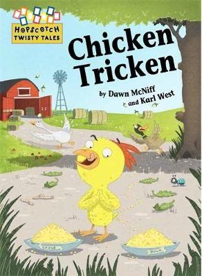 Hopscotch Twisty Tales: Chicken Tricken Badger Learning