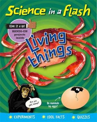 Living Things Badger Learning
