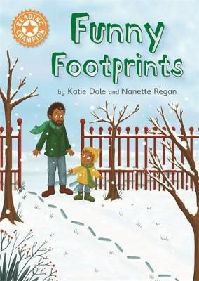 Funny Footprints Badger Learning