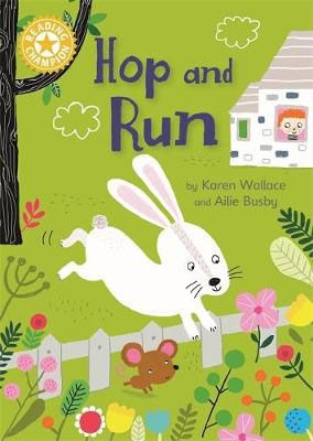 Hop & Run Badger Learning