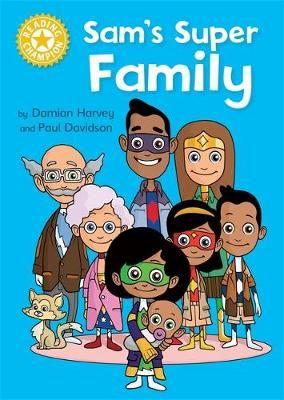 Sam's Super Family Badger Learning
