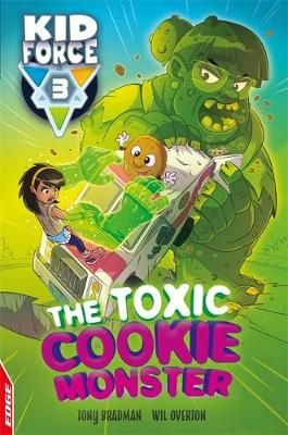 The Toxic Cookie Monster Badger Learning